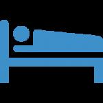 sleeping-bed-silhouette